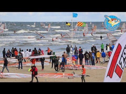 Bic Techno 293 EUROPEAN CHAMPIONSHIP 2015 - Highlights