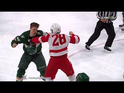Luke Witkowski vs Nick Seeler Mar 4, 2018