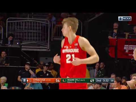 Highlights | Syracuse at Miami