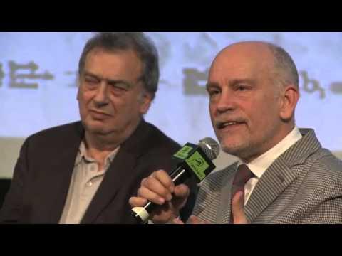 Masterclass com John Malkovich & Stephen Frears