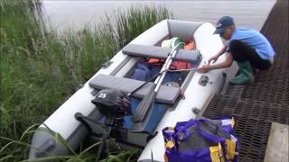 Опять на даче и на рыбалке