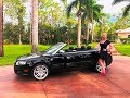 2007 Audi S4 Quattro Review/Test Drive w/MaryAnn - For Sale by: AutoHaus of Naples