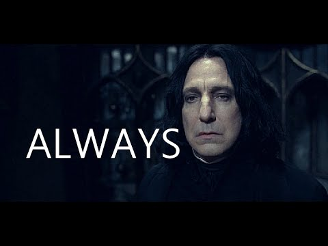 'you have your mother's eyes' | Severus Snape