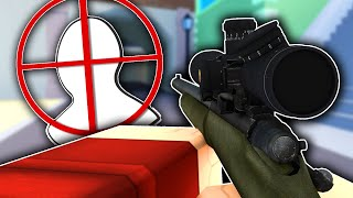 How To Improve Headshot Accuracy In Arsenal  (roblox)