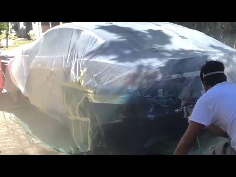 Tesla Model S Touch Up Paint
