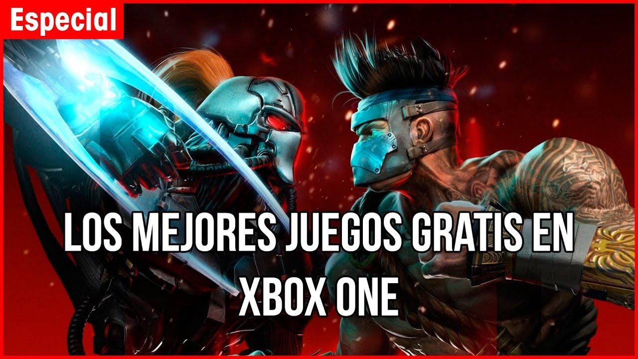 Los Mejores Juegos Gratis En Xbox One Youtube