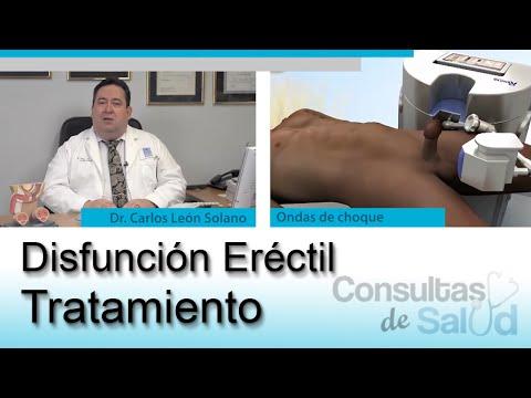 disfunción eréctil dr