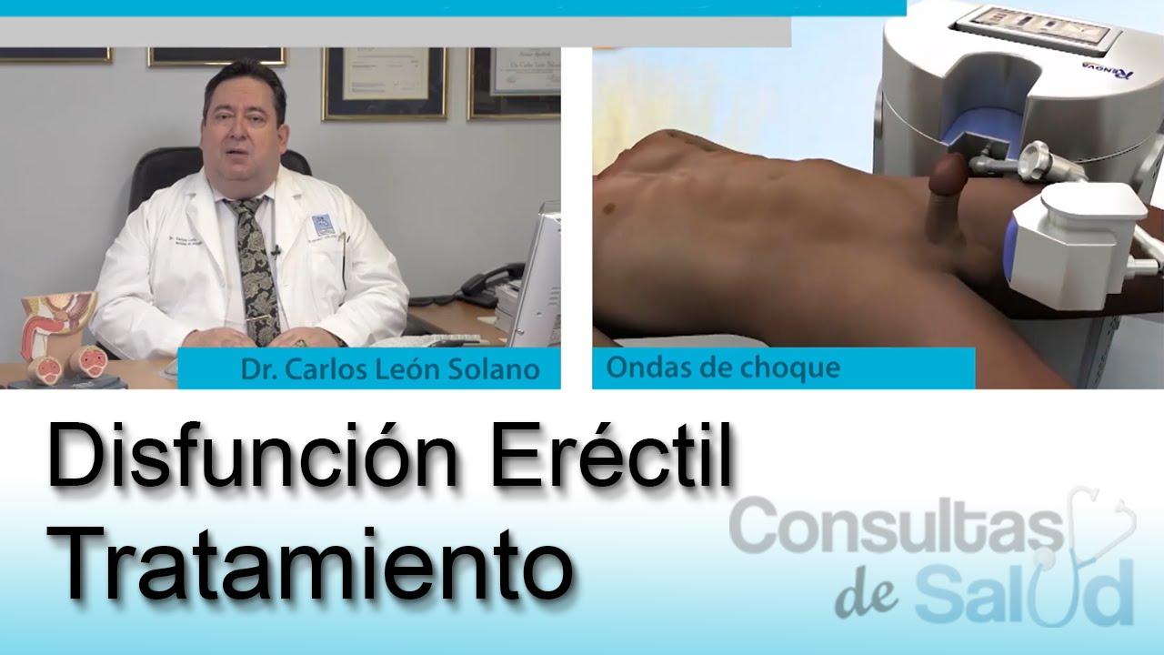 Dr. oz disfunción eréctil