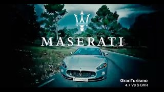MASERATI GRANTURISMO 4 2 : Concept Bstore voiture de prestige