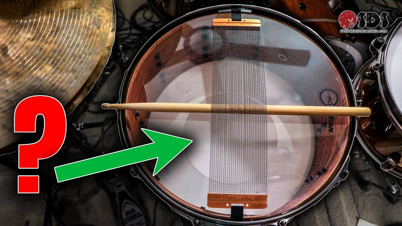Tuning Drum Heads : 3 tips for reso head snare drum tuning how to tune drums stephen taylor drum lessons youtube ~ Russianpoet.info Haus und Dekorationen