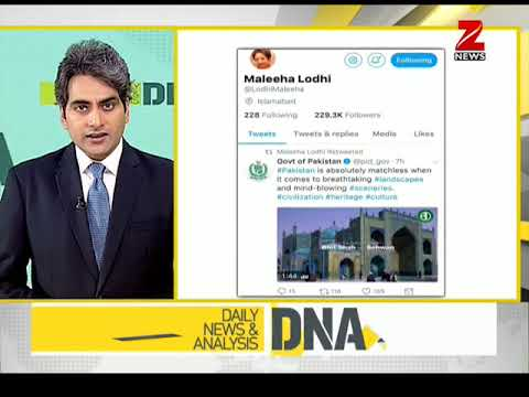 DNA: Pak govt. puts up video of Afghan mosque to promote Pakistan's heritage