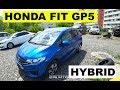 Авто и Японии - Honda Fit GP5 hybrid 1500cc 110hp 2014 год с аукциона Японии!