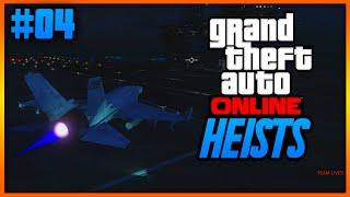 """""""HUMAIN RAID HYDRA JATTEN!"""" Heists missie #3 (Grand Theft Auto 5 Online)"""