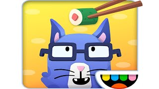 Play Fun Cooking Kitchen Kids Games - Toca Kitchen Sushi Learn Howto Make Delicous Foods Gameplay