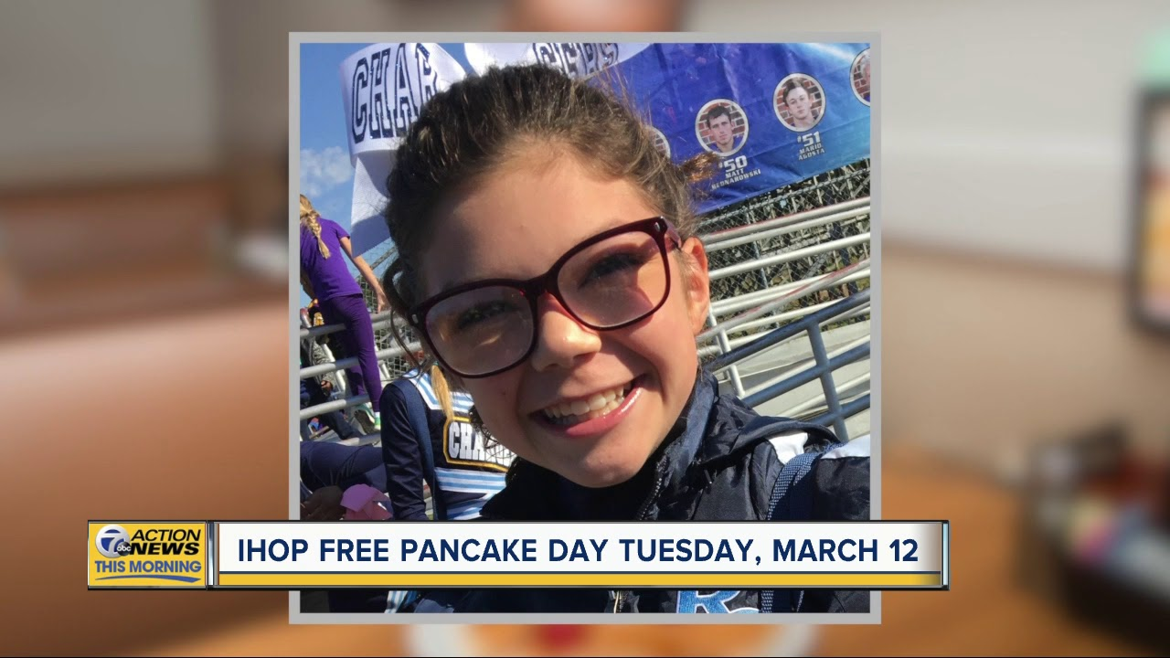 IHOP announces pancakes for life giveaway as part of National ...