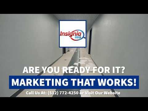 Insignia SEO   Online Marketing Austin   An Austin SEO Company