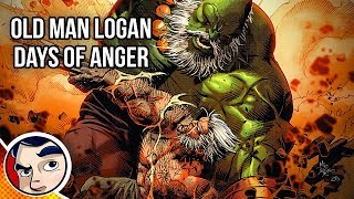 Old Man Logan Vs Evil Hulk Days Of Anger   Complete Story