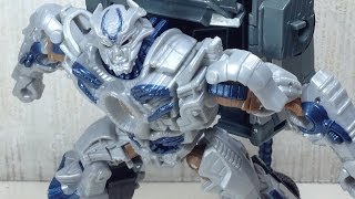 Galvatron Transformers 4 Generations Voyager Review