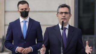 Gobierno y PP admiten que el pacto para renovar las instituciones se cerró en febrero