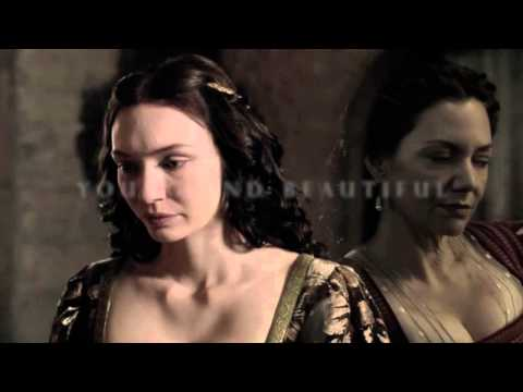 young & beautiful | Henry V & Isabel Neville