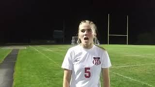 Highlights from Camas vs. Hockinson girls soccer