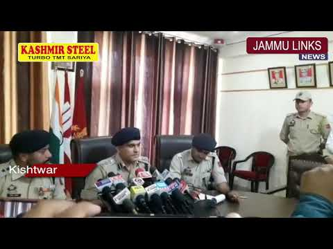 Police Uncovers Mystery Behind Suspicious Drone In Kishtwar
