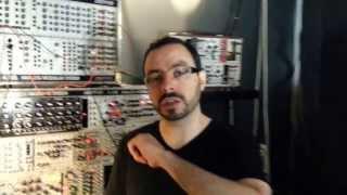 Synthétiseur modulaire : par où commencer ? Solution n°1 - Doepfer Basic System 2-P