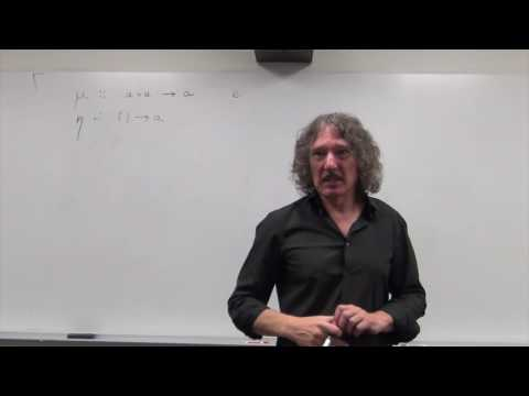 Category Theory 10.2: Monoid in the category of endofunctors