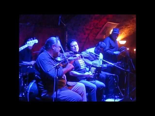 Racines Trio avec Steve Riley & Cajun Roosters, Schlosskeller Windecken, 12. Cajun & Zydeco Festival
