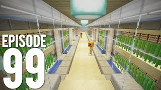 Hermitcraft 3: Episode 99 - Biggest Area in my Base!