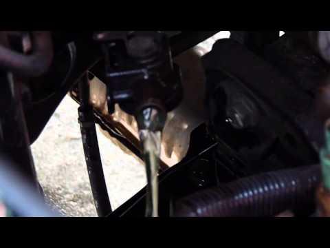 Flush Honda Engine and Heater Core Coolant