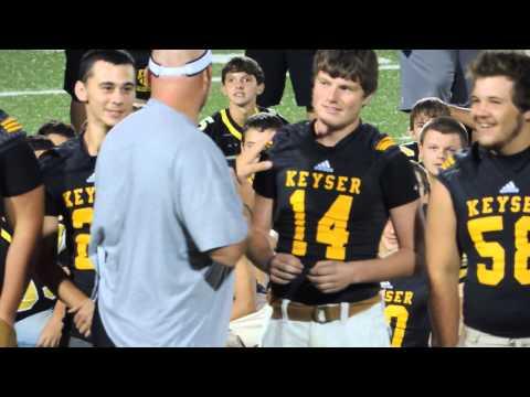 Keyser High School 2015 Football Team Meet the Squad