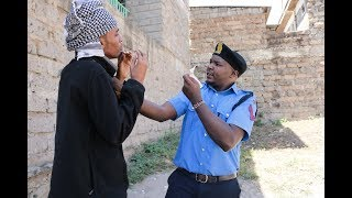 LANGUAGE BARRIER!!! Somali VS Policeman FT Alex Mathenge || (Episode 22)
