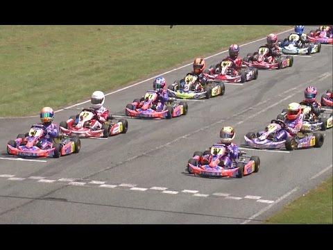 Super 1 British Karting Championships...