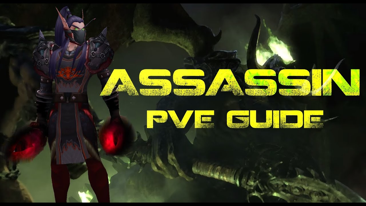 rogue assassin wow pve guide 7.0