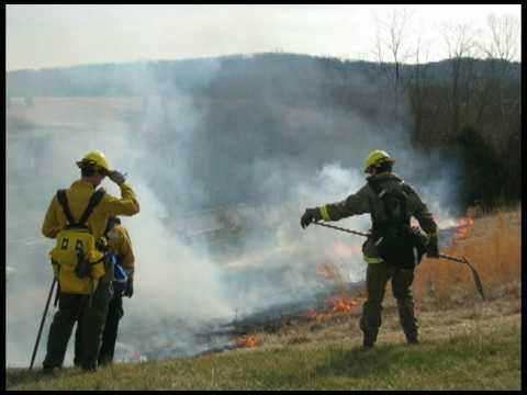 Wildland Firefighters: Antietam National Battlefield
