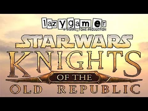 Knights of the old Republic 23 - Dantooine sidequest 1: Sexbot?