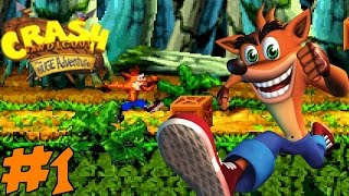 Crash Bandicoot: The Huge Adventure (GBA) Playthrough - Part 1