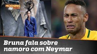 Cortejada pela Vogue americana, Bruna Marquezine fala sobre namoro com Neymar