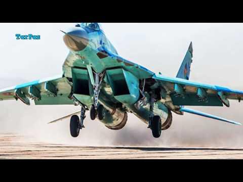 MiQ-29 qırıcı bombardmançı təyyarəmiz 11 il sonra ikinci dəfə Xəzər dənizinə düşdü