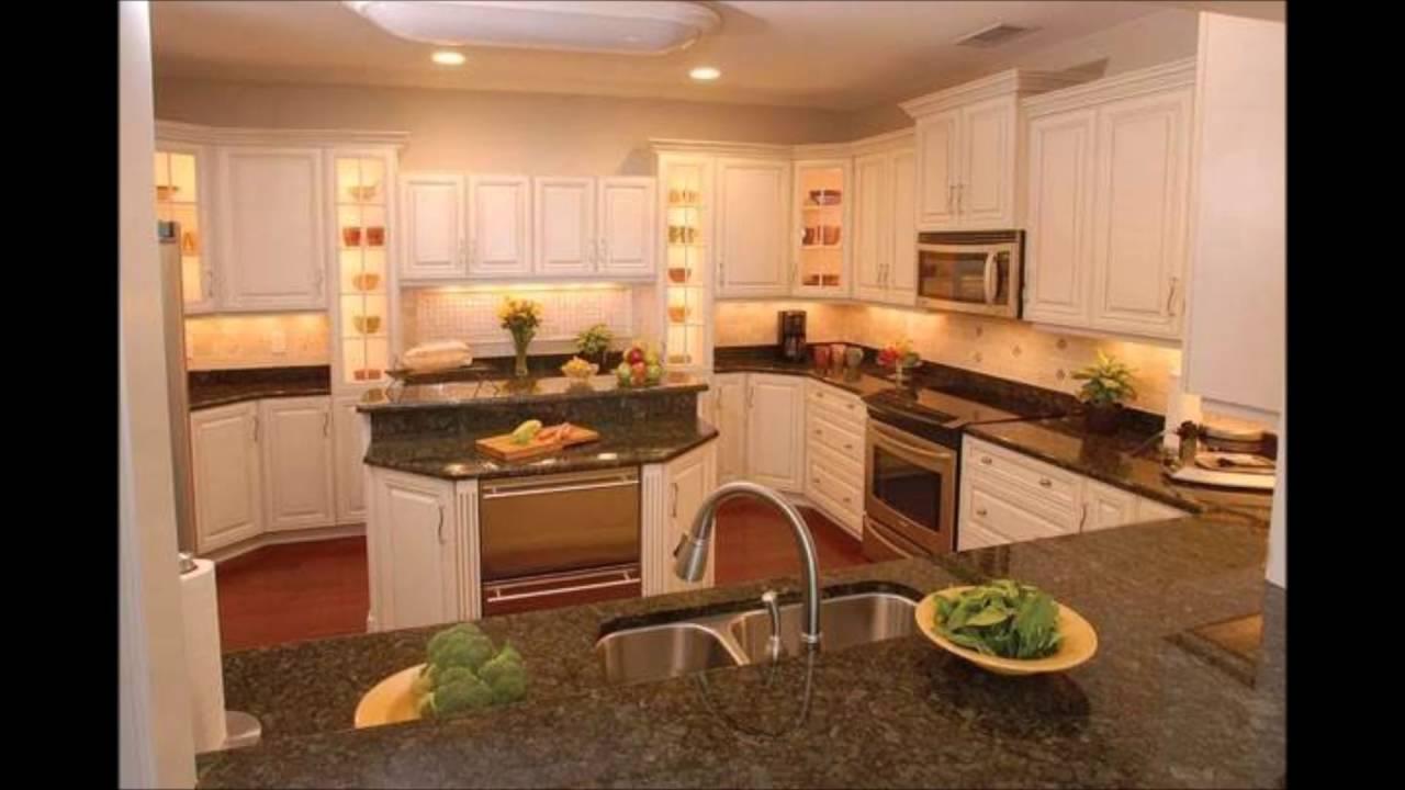 Modern Mutfak Dekorasyonları