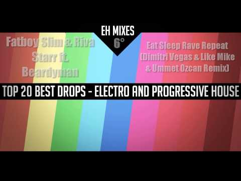 [TOP 20 - BEST DROPS] January 2014 - ELECTRO & PROGRESSIVE HOUSE