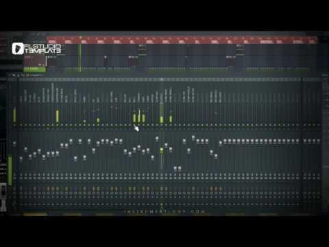 InstrumentLoop.com - FLP Mambo Crunk (Trap) Template 01 - Fruity Loops Template