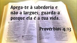 Provérbios, De Salomão, Mp3 Cid Moreira.