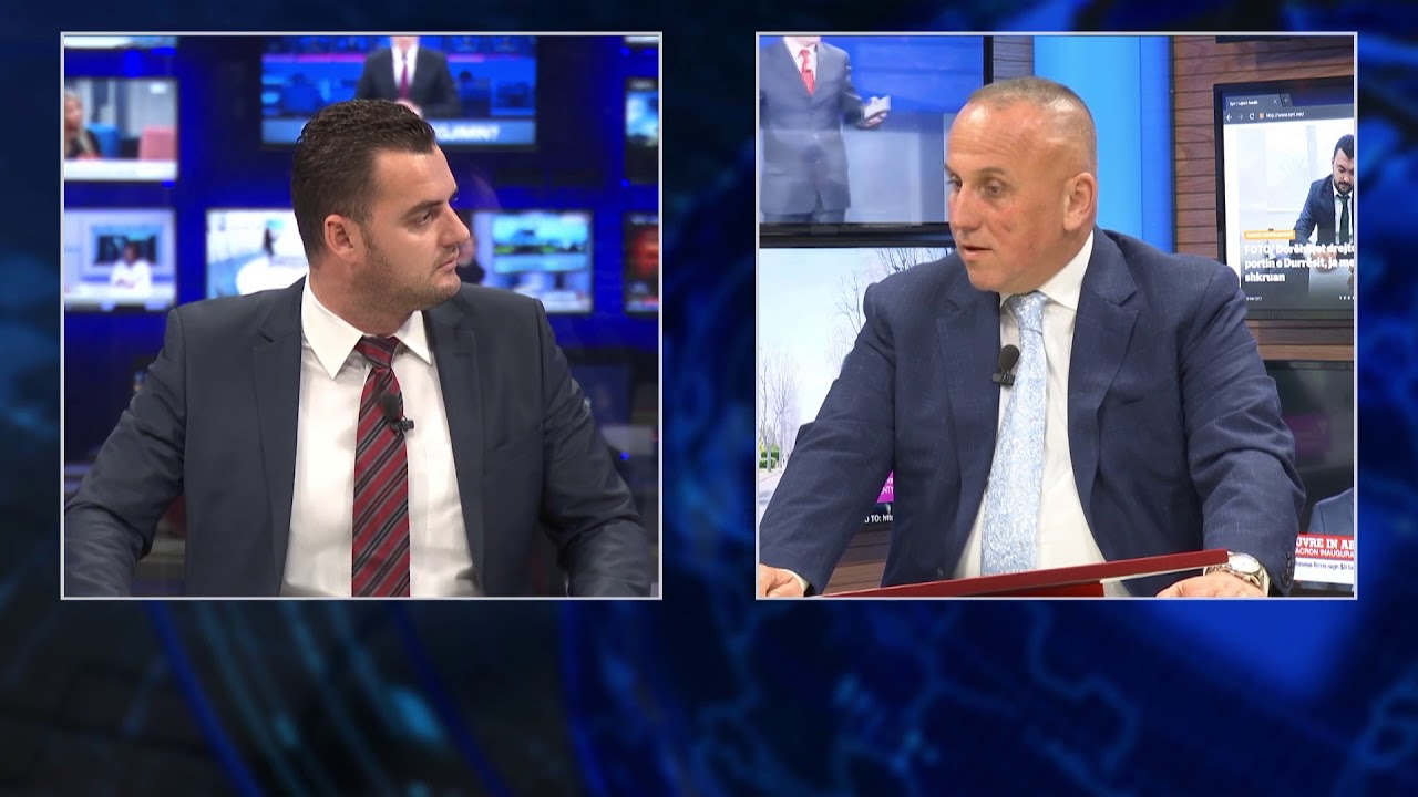 SYRI NEWS Intervista, I ftuar Ilir Kulla