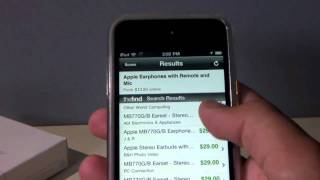 Best Free Bar Code Scanner for iphone and ipodtouch