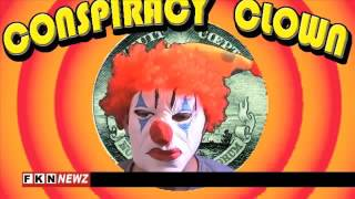 Conspiracy Clown - Aliens Bloodline (Lizards)
