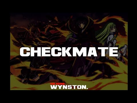 Code Geass | Checkmate [Trap Remix] | Inspired By Raisi K. | #WynstonOnTheBeat