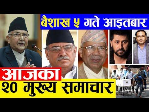 दिनभरका ताजा र मुख्य मुख्य समाचार | Today Nepali News | Nepali Headlines 2021 Radio NRN