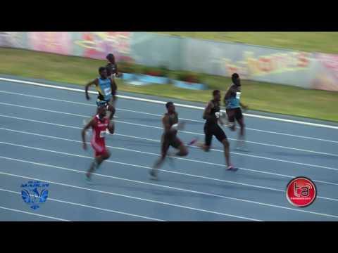 Blue Marlin Track and Field Classic – Men 200m Dash - Heat 1